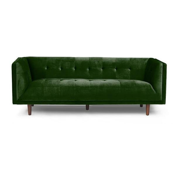 Aeon Furniture Cecily Mid Century, Tufted Back Sofa