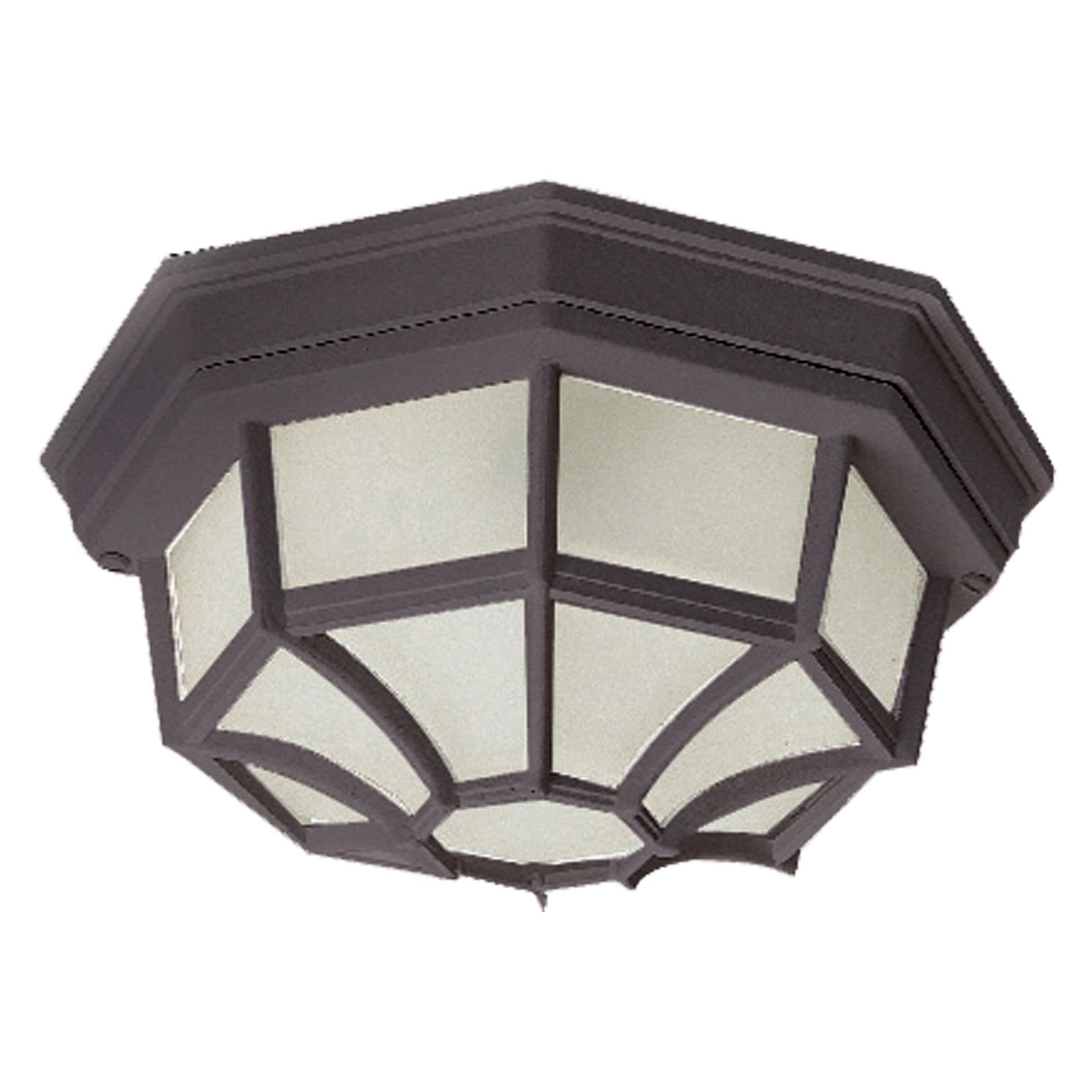 Maxim Crown Hill Outdoor Ceiling Light - 4.5H in.