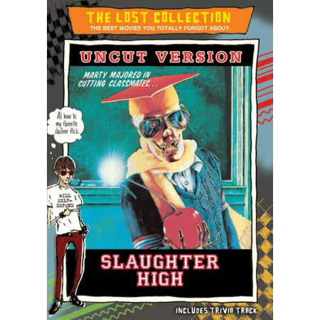 Slaughter High (DVD)](Halloween Slaughter)