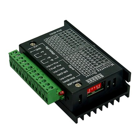 TB6600 4.0A Stepper Motor Driver 42/57/86 32 Segments Upgraded Version 42VDC for CNC Router machine Engraving Drilling - image 3 of 8