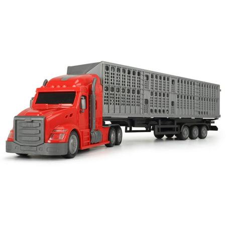 Rig Vehicle - Big Rig Cattle Hauler