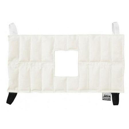 - Fabrication Enterprises 00-1012-12 10 x 20 in. Hydrocollator Steam Pack, Knee-Shoulder Pack - Pack of 12