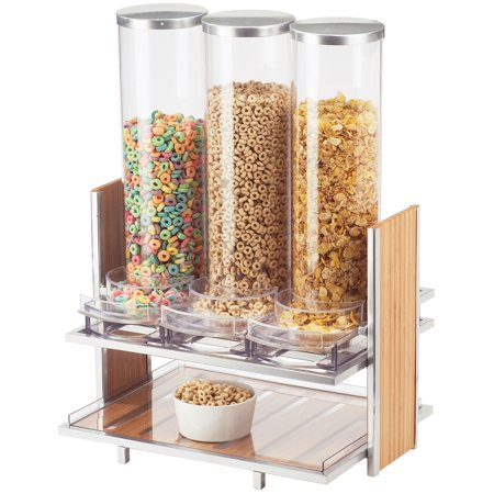 Eco Collection Cereal - 18.25W x 13.25D x 24.5H Eco Modern Cereal Dispenser