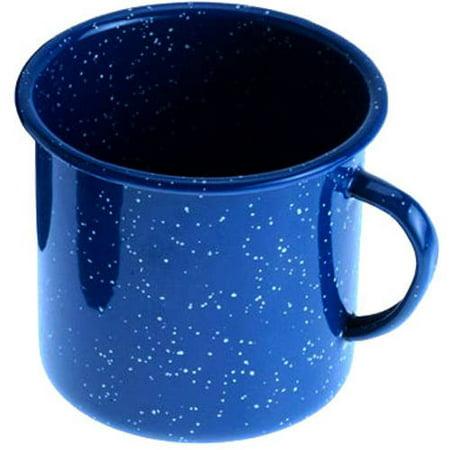 Gti Cup Car - GSI Enamel 24 oz Mug, Blue