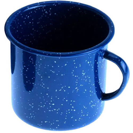 GSI Enamel 24 oz Mug, Blue ()