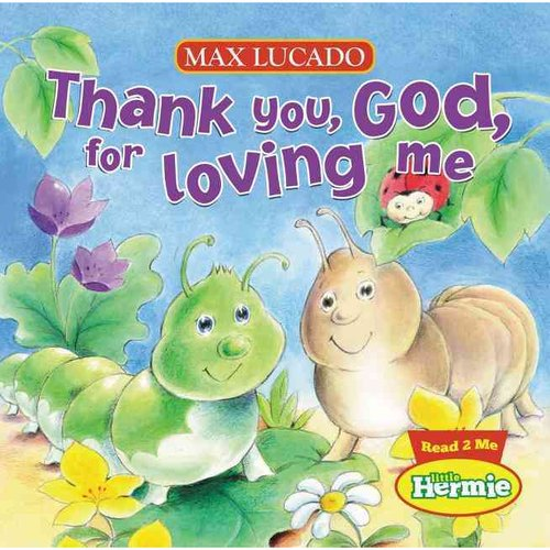 Thank You, God, for Loving Me