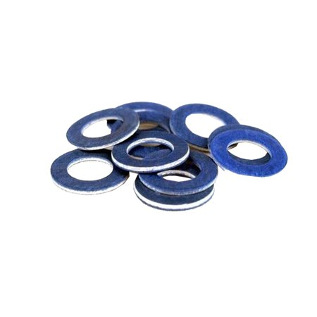 Scion Oil Drain Plug Gasket - 10pcs Car Oil Drain Plug Gaskets 90430-12031 for Toyota 4Runner/Avalon/Camry/Celica