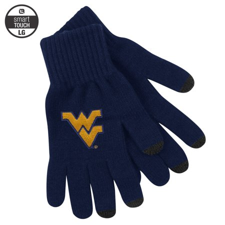 West Virginia University Smart-Touch Gloves (West Virginia University Halloween)