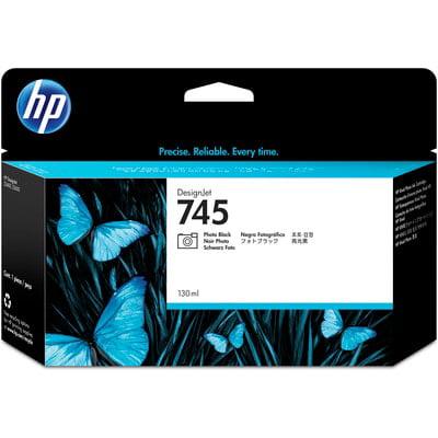 HP 745 130-ml DesignJet Photo Black Ink Cartridge (Hp 98a Toner Cartridge Best Price)