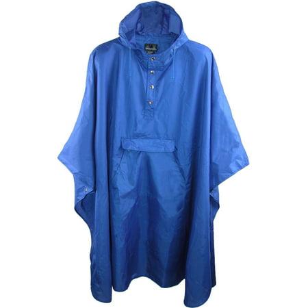Packable Poncho](Rain Panchos)