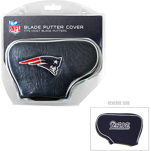 Team Golf NFL New England Patriots Golf Blade Putter Cover