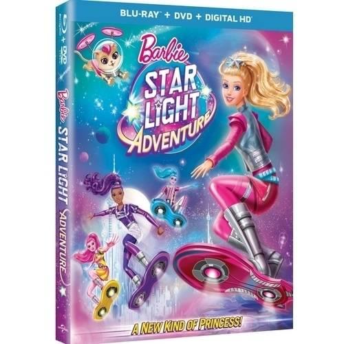 Barbie: Star Light Adventure (Blu-ray + DVD + Digital HD) by Universal