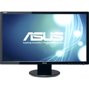 23.6IN WS LCD 1920X1080 VE247H HDMI BLACK 25MS TILT