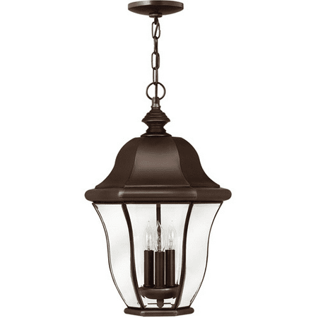 Rla Hinkley RL-88181 Outdoor Pendant Copper Bronze Solid Brass Denton