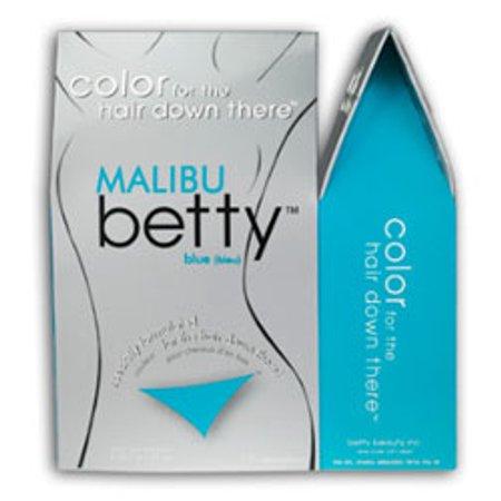 Betty Malibu Blue Color Kit