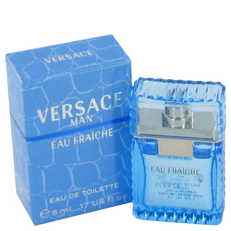 Versace Versace Man Mini Eau Fraiche for Men .17 oz