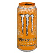 Monster Energy Drink Ultra Sunrise, 16.0 FL OZ by Monster Energy Company