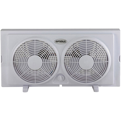 "Optimus 7"" Twin Window Fan  FNOP5280"