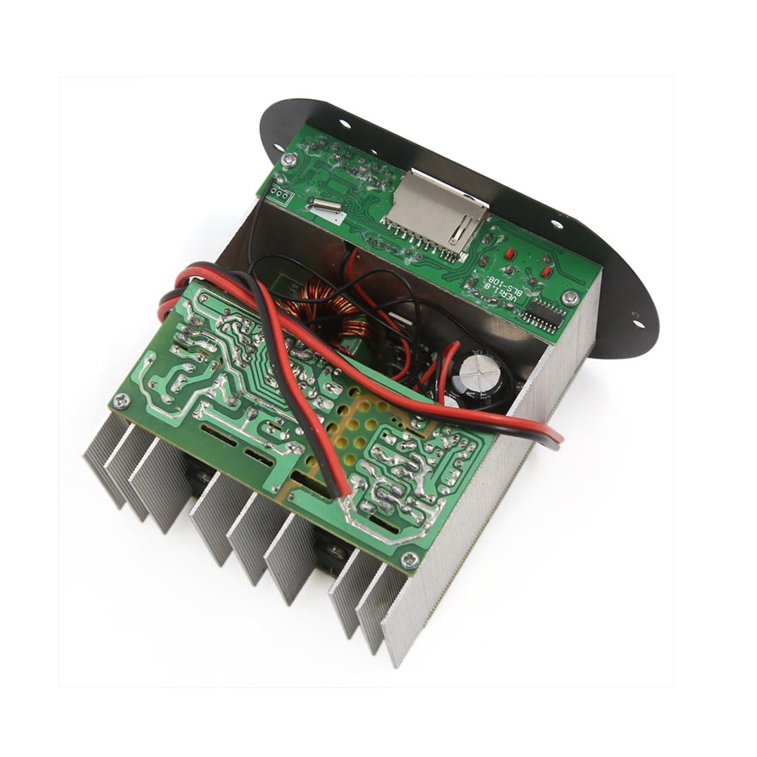 DC 12V Metal Audio Stereo Power Amplifier Board Module for Car Automobile - image 1 de 4