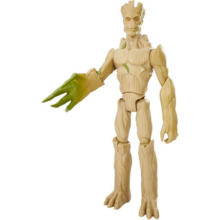 Marvel Guardians of the Galaxy Growing Groot Figure