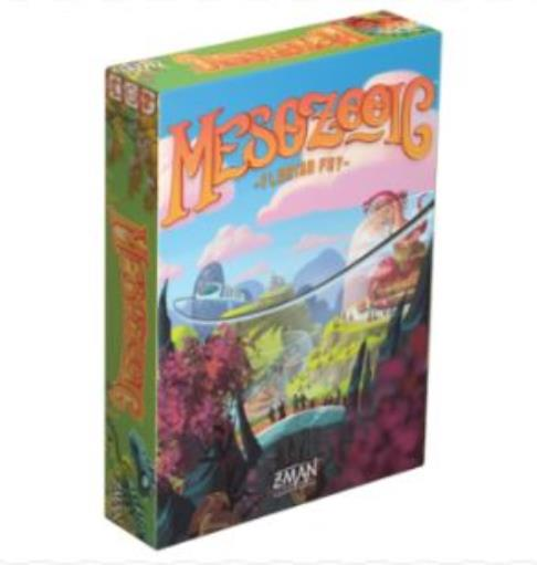 Mesozooic Strategy Card Game