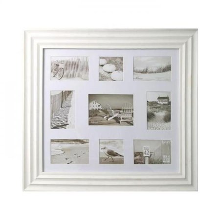 Sixtrees WD702COLL 18 x 20 in. Lexington Collage Frame, White ...