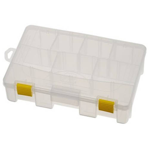 """Plano ProLatch 11"""" x 7"""" Deep StowAway Tackle Box, 4-9 Compartment by Generic"""
