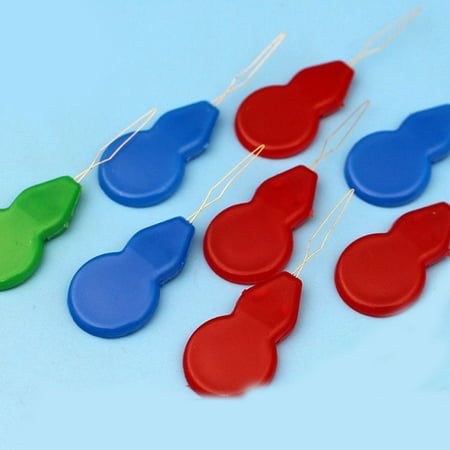 Holiday Clearance 10pcs Plastic Wire Needle Threader Sewing Handwork Wire Punch Tools Crafts Thread Guide