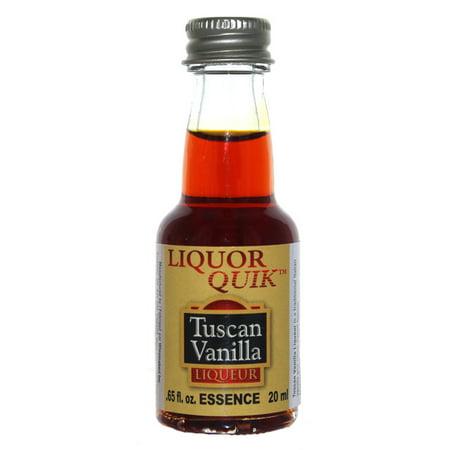 Liquor Quik Natural Liquor Essence 20 mL (Tuscan Vanilla Liqueur)