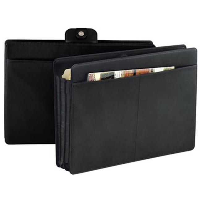 Millennium Leather Andrew Philips AP3300FN Accordion File Folder - Standard Size