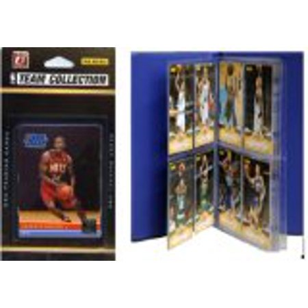 Products New Jersey Nets - C and I Collectables 2010NETSTS NBA New Jersey Nets Licensed 2010-11 Donruss Tea