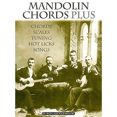 Mandolin Chords Plus by