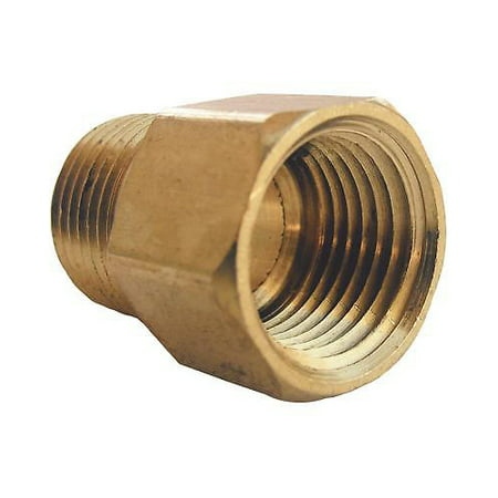 LARSEN SUPPLY CO. INC. 17-8549 1/2FIPx1/2MPT Coupling