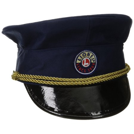 Adult Conductor Hat (Deluxe Adult Conductor Hat, Lionel Logo printed on hat By)