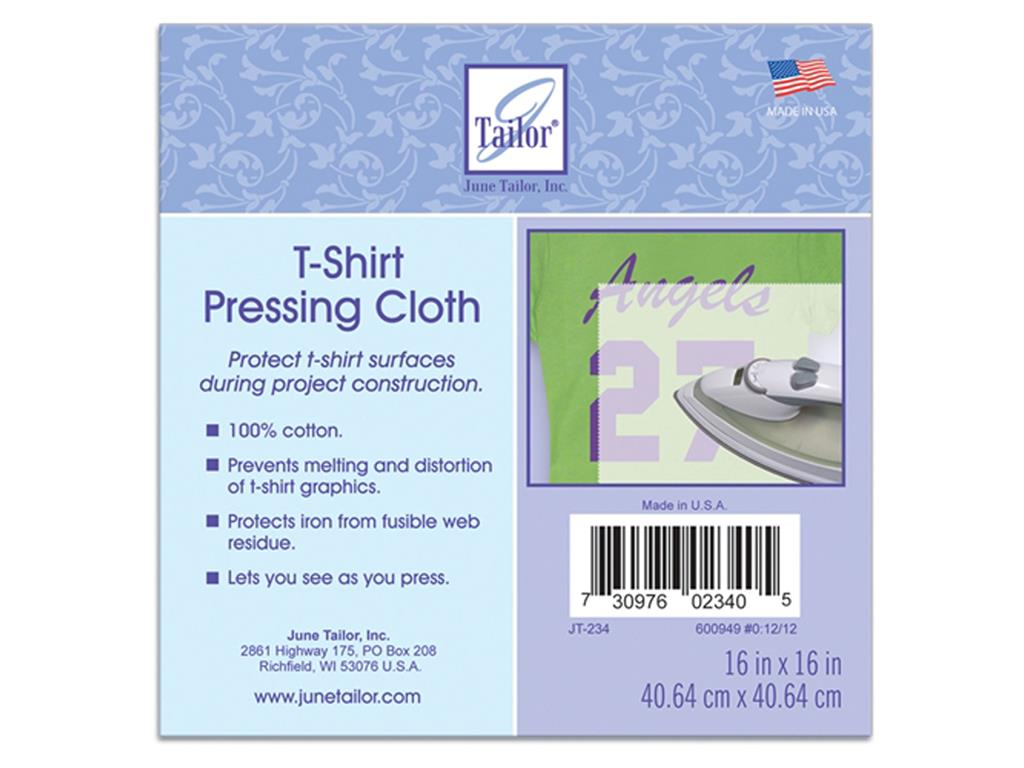 60 by 72-Inch White June Tailor T-Shirt Project Fusible Interfacing