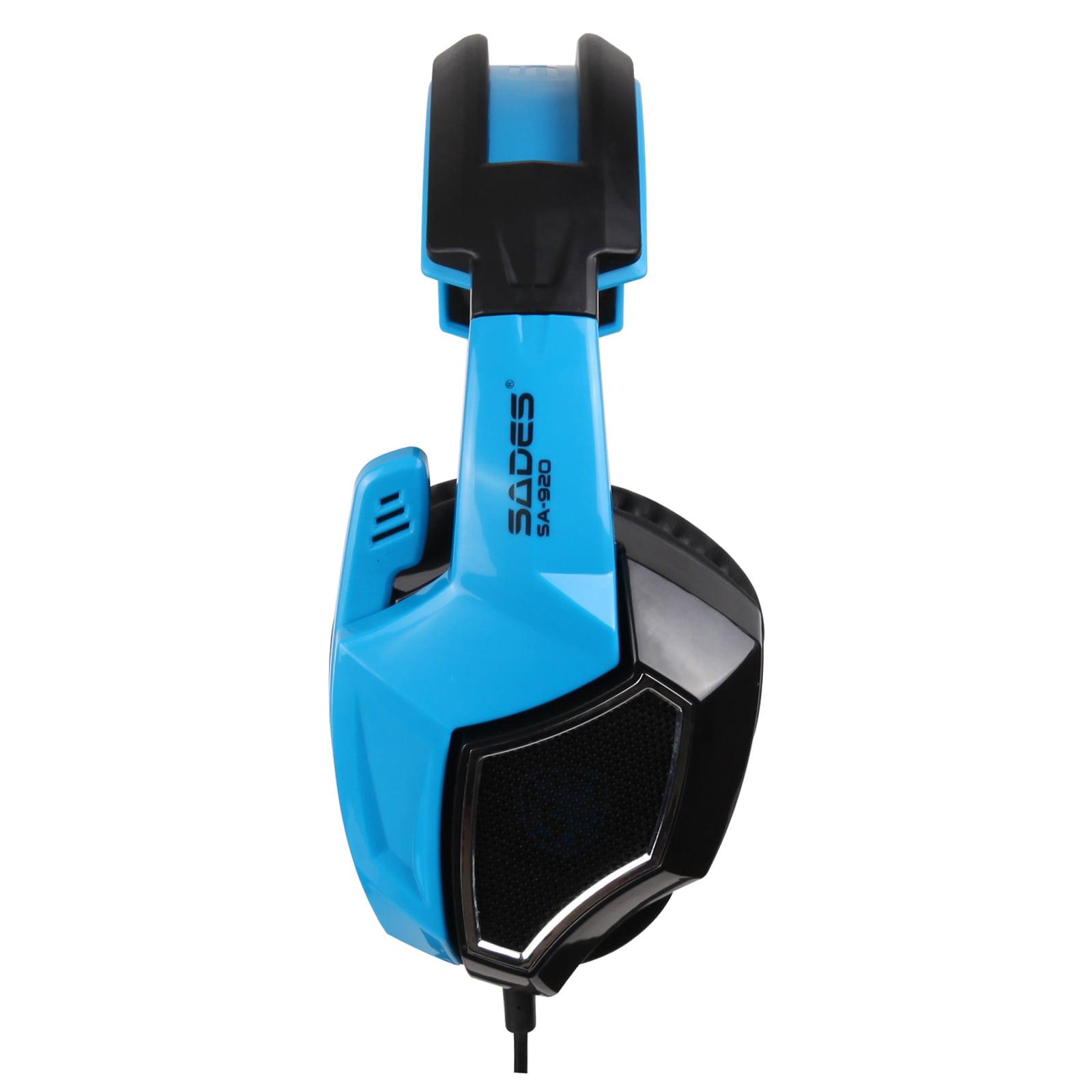 Cheerwing Sades SA-920 5 in 1 Stereo Gaming Headset Headphone with ...
