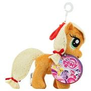 "Aurora World My Little Pony Clip-On Princess Twilight Sparkle Pony Plush, 4.5"""