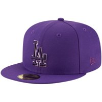 Product Image Los Angeles Dodgers New Era League Pop 59FIFTY Fitted Hat -  Purple 4af143ee3f72