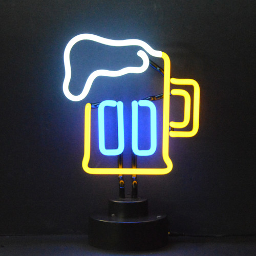 Neonetics Business Signs Beer Mug Neon Sign