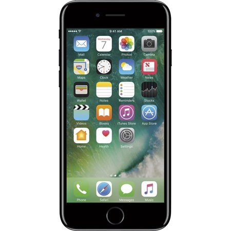 Unlocked GSM Apple iPhone 7 32GB, Jet Black](unlocked iphone 7 cheap)