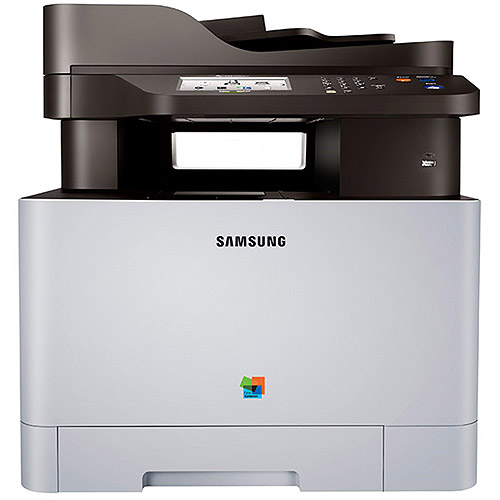 Samsung Multifunction Printer Xpress C1860FW Color Laser Printer/Copier/Scanner/Fax Machine