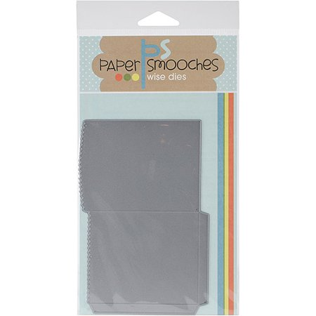 Paper Smooches Die, Deco Bag 2.5
