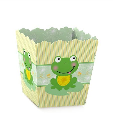 Froggy Frog Party Mini Favor Boxes Baby Shower Or Birthday Party