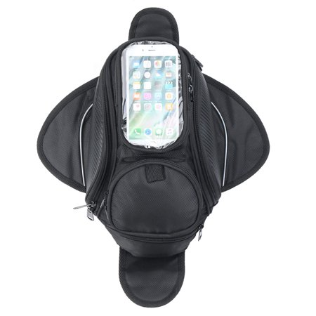 Magnetic Motorcycle Motorbike Oil Fuel Tank Bag Sports Luggage Backpack Motorcycle Magnetic Tank Bag Luggage