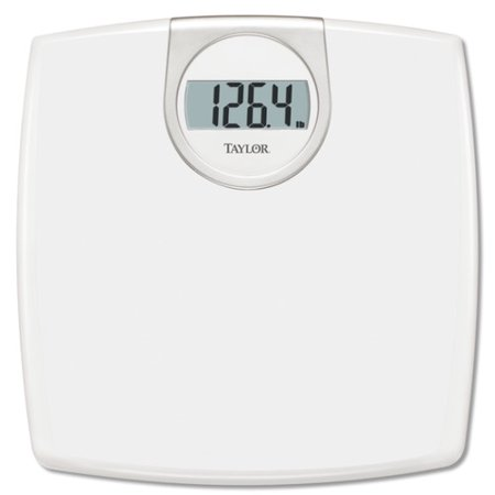 taylor white lithium digital bath scale