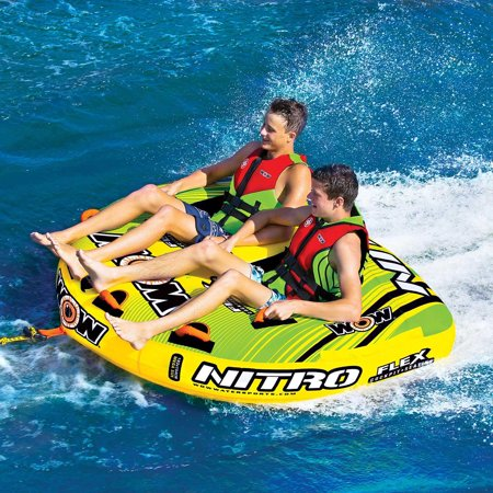 - Nitro 2-Person Combo Deck Tube