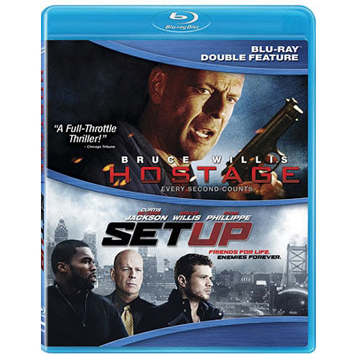 Hostage / Set Up (Blu-ray) (With INSTAWATCH) (Widescreen)