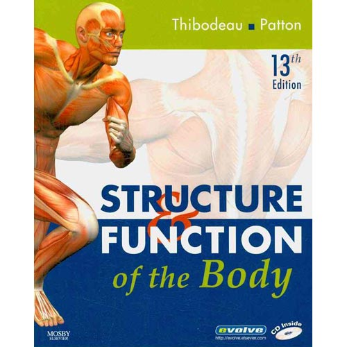 Structure & Function of the Body (Softcover) - Text and E-Book Package