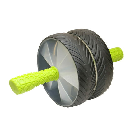 Ab Deluxe Package (Deluxe Dual Ab Wheel)