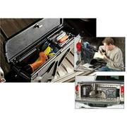Undercover SC900P 94-01 GM FS PU/80-96 Ford FS PU/94-01 Dodge Ram FS PU Passenger Side Swing Case Storage Box